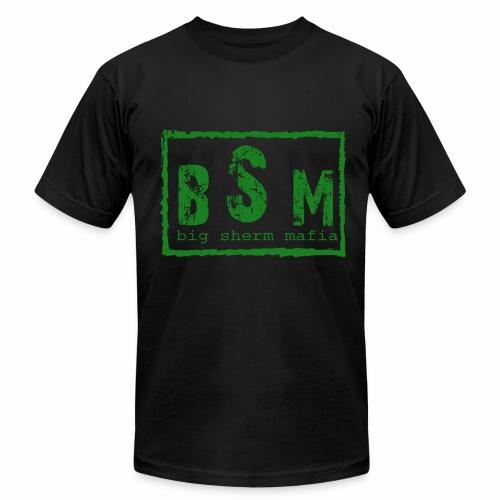 Big Sherm Mafia - Men's Fine Jersey T-Shirt