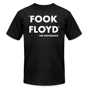 Fook Floyd - Men's Fine Jersey T-Shirt