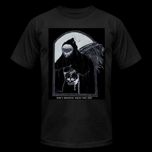 Deceiver - Men's Fine Jersey T-Shirt