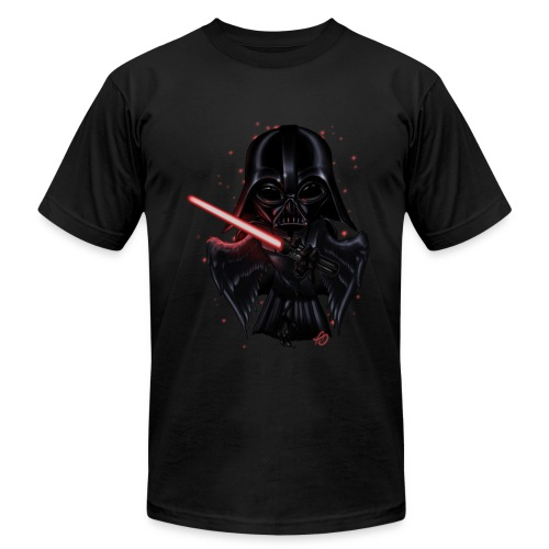 'Bird Vader - Men's Fine Jersey T-Shirt