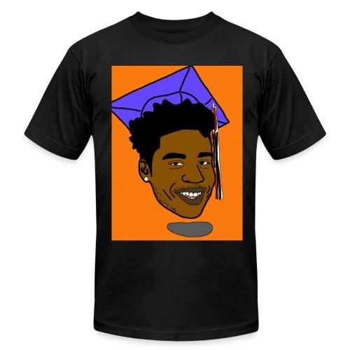 HOTHEADSIM Graduation - Men's Fine Jersey T-Shirt
