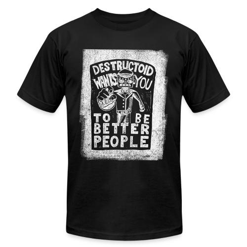 Be Inverted People - Men's Fine Jersey T-Shirt