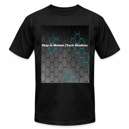 Stay in Motion Shirt - Men's Fine Jersey T-Shirt