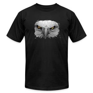 eagle2 - Men's Fine Jersey T-Shirt