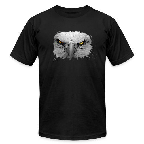 eagle2 - Men's Fine Jersey T-Shirt