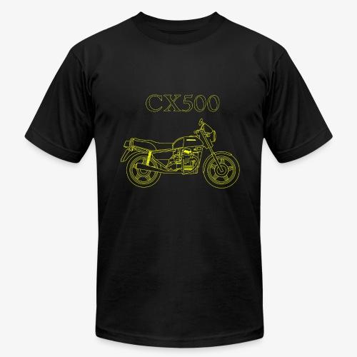 CX500 line drawing - Men's  Jersey T-Shirt