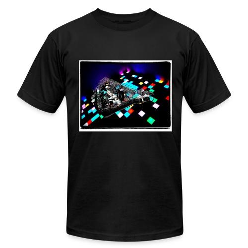 Space Funk Tripping - Men's Fine Jersey T-Shirt