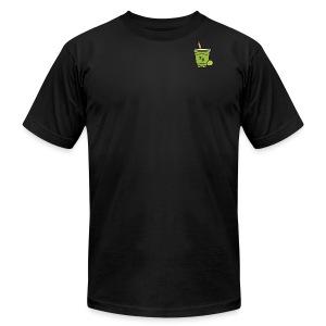 TurtleBeverage - Men's Fine Jersey T-Shirt