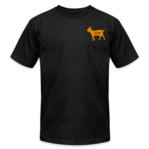 orange2 - Men's Fine Jersey T-Shirt