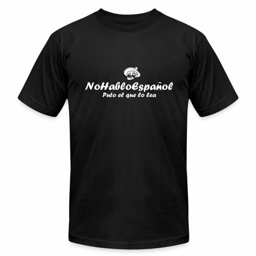 El que lo lea - Men's  Jersey T-Shirt