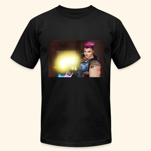 Overwatch Zarya - Men's  Jersey T-Shirt