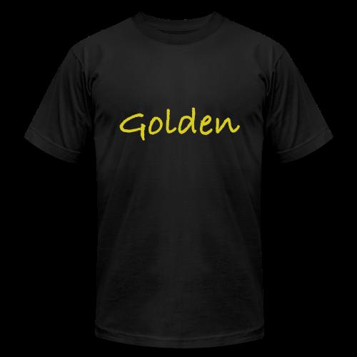 Golden Official - Men's Fine Jersey T-Shirt