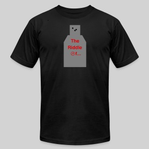 The riddle of... - Men's Fine Jersey T-Shirt