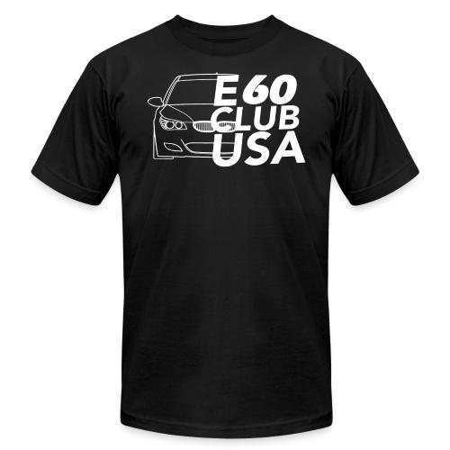e60 - Men's Fine Jersey T-Shirt
