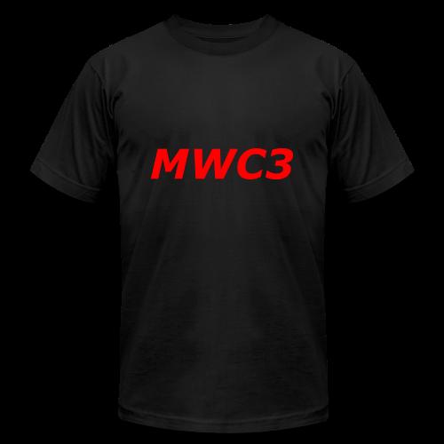 MWC3 T-SHIRT - Men's Fine Jersey T-Shirt