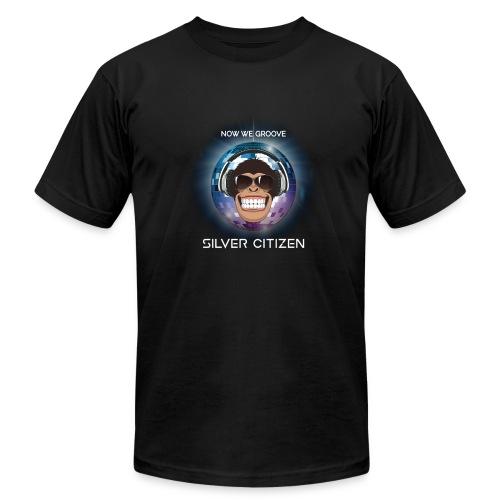 New we groove t-shirt design - Men's Fine Jersey T-Shirt
