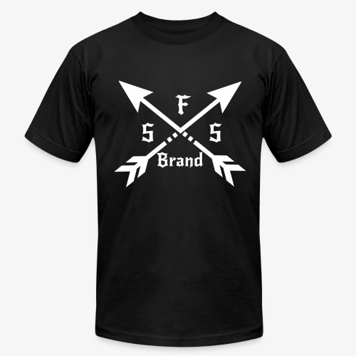 SFS Co. Logo - Men's Fine Jersey T-Shirt