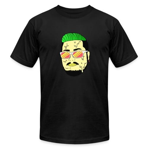 Monster Infested Face - Men's  Jersey T-Shirt