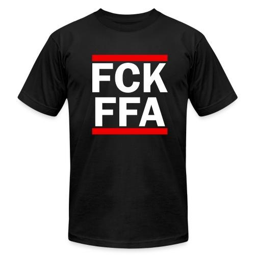 FCK FFA - RED - Men's Fine Jersey T-Shirt