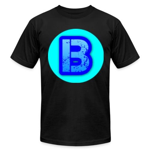 Bananza Logo - Men's Fine Jersey T-Shirt