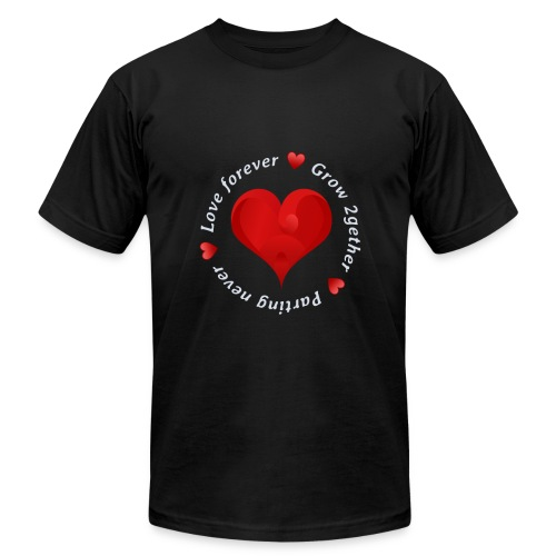 For My beloved - Men's Fine Jersey T-Shirt