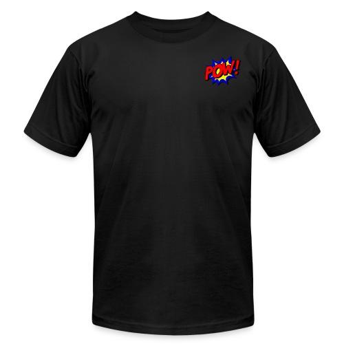 Pow T-shirt - Men's Fine Jersey T-Shirt
