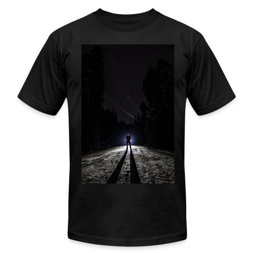 Printing t-shirt - Men's Fine Jersey T-Shirt