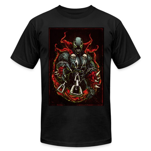Spawn - Men's Fine Jersey T-Shirt