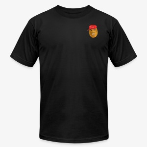 maga potato logo - Men's Fine Jersey T-Shirt