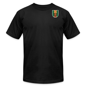 SFA Official Logo - Men's T-Shirt by American Apparel
