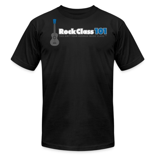 RC101 Logo - Men's Fine Jersey T-Shirt
