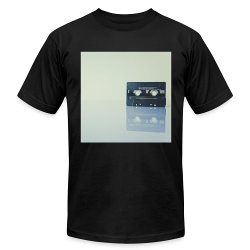 cassette - Men's Fine Jersey T-Shirt