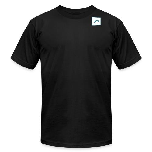 JRV logo - Men's Fine Jersey T-Shirt