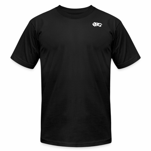 PBG Logo - Men's Fine Jersey T-Shirt