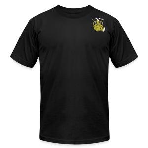 First shirt - Men's Fine Jersey T-Shirt