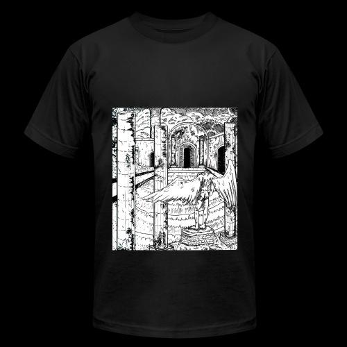 Ninth Column Prologue Design - Men's Fine Jersey T-Shirt