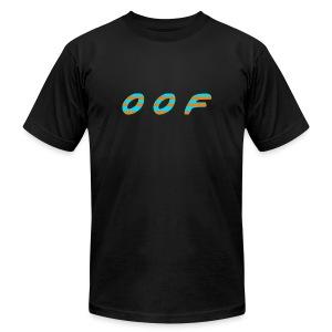 oof [orangejuice+toothpaste] - Men's Fine Jersey T-Shirt