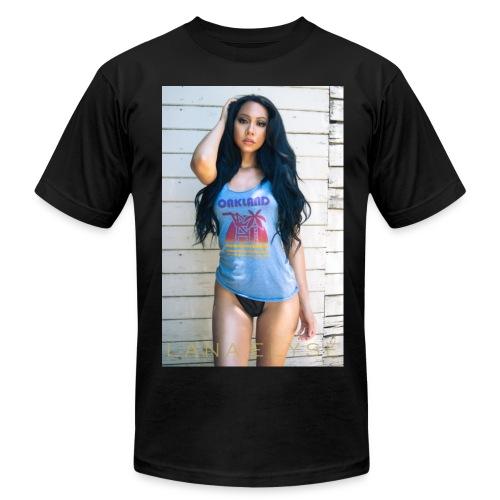Lana Elyse: Love For The Bay T-Shirt - Men's Fine Jersey T-Shirt