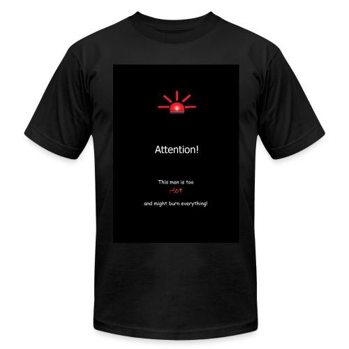 Sexy Man T-Shirt - Men's Fine Jersey T-Shirt
