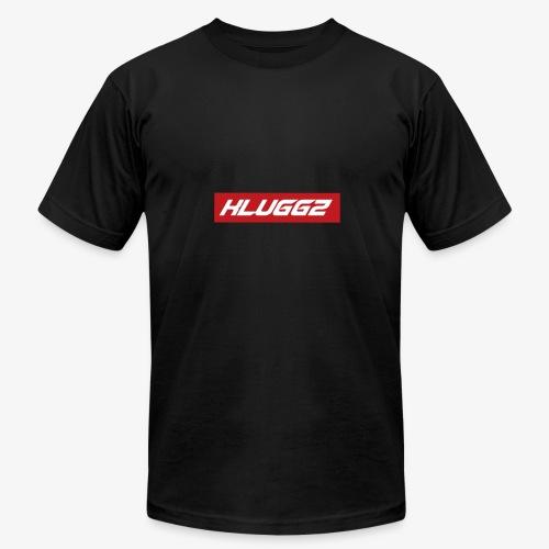 RED KLUGGZ BOX LOGO - Men's  Jersey T-Shirt