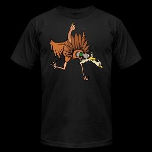 TURDUCKEN TIME! - Men's Fine Jersey T-Shirt