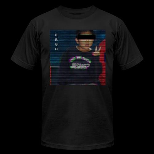 Attempted Silence - Men's Fine Jersey T-Shirt