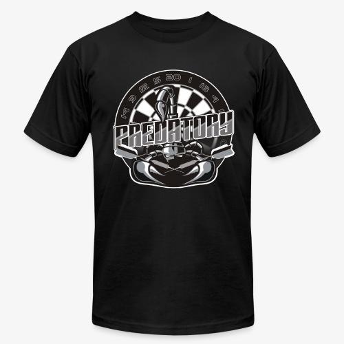 Predatory Darts Shirt - Men's Fine Jersey T-Shirt