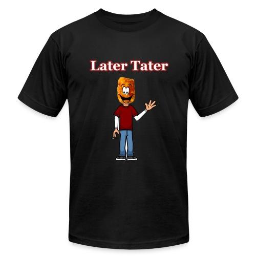 MasterTatter01 - Men's Fine Jersey T-Shirt