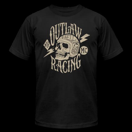 Outlaw Racing - Men's Fine Jersey T-Shirt