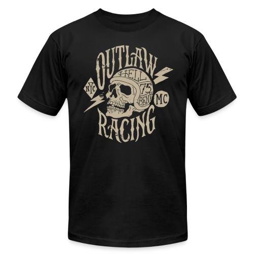 Outlaw Racing - Men's Fine Jersey T-Shirt