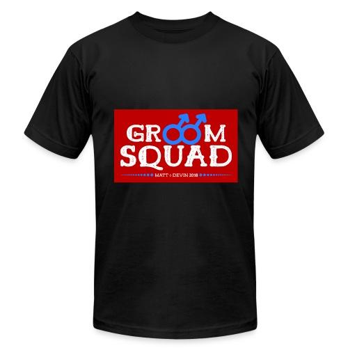 matt and devin - Men's Fine Jersey T-Shirt