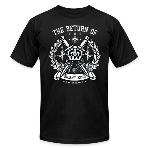 TheReturnOfTheSilentKing - Men's  Jersey T-Shirt