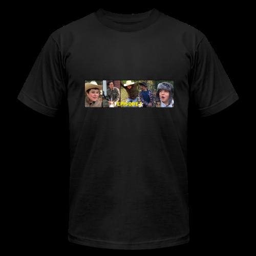 Border Wars - Episode I The Phantom Cletus - Men's  Jersey T-Shirt