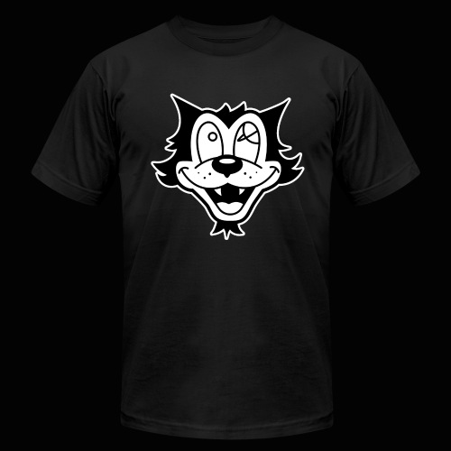 Classic Cat - Men's Fine Jersey T-Shirt